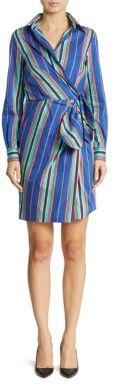 MoschinoMoschino Long Sleeve Shirt Dress