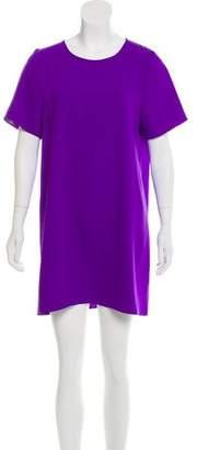 P.A.R.O.S.H. Short Sleeve Shift Dress