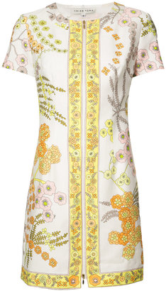 Trina Turk floral print dress $298 thestylecure.com