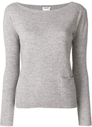 Liu Jo single pocket sweater