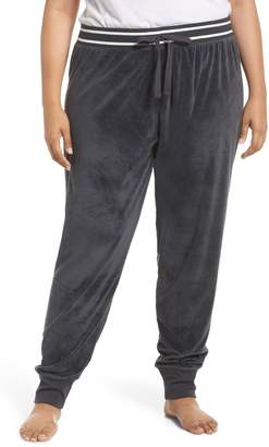 PJ Salvage Velour Pajama Pants