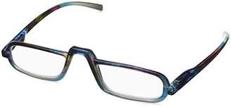 Peepers Unisex-Adult Lagoon 823225 Rectangular Reading Glasses