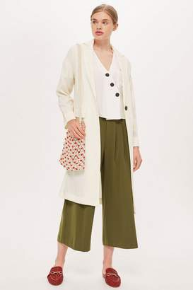 Topshop Floaty High Waist Culottes