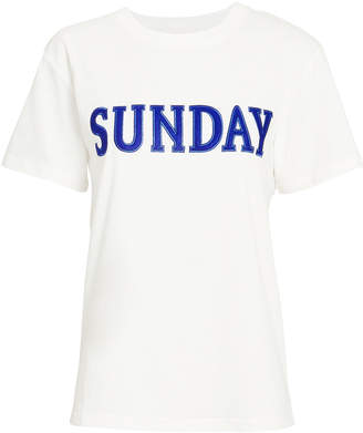 Alberta Ferretti Sunday White T-Shirt