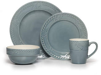 Pfaltzgraff Everyday Antigua 16 Piece Dinnerware Set, Service for 4