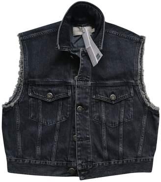 Calvin Klein Grey Denim - Jeans Jacket for Women