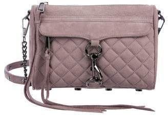 Rebecca Minkoff Quilted Mini M.A.C. Crossbody Bag