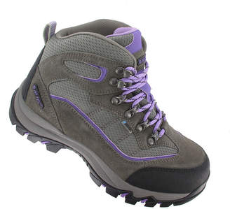 HI-TEC SPORTS USA Hi-Tec Womens Skamania Hiking Boots Flat Heel Lace-up