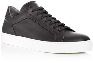 To Boot Men's Carlin Leather Lace Up Sneakers