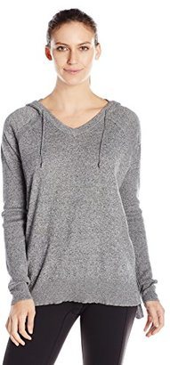 Lucy Women's Meet the Mat Hoodie Pullover $60 thestylecure.com