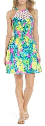 Lilly Pulitzer R) Kinley Halter Dress
