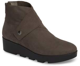Eileen Fisher Tread Wedge Bootie