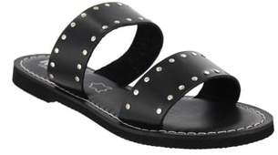 Mia Sharon Studded Slide Sandal