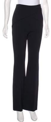 Thierry Mugler High-Rise Wide-Leg Pants
