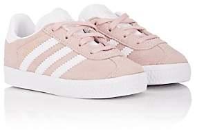 adidas Kids' Gazelle Suede Sneakers-Pink