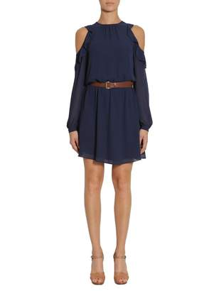 MICHAEL Michael Kors Cut Out Dress