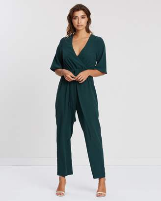 Atmos & Here Flare Sleeve Jumpsuit