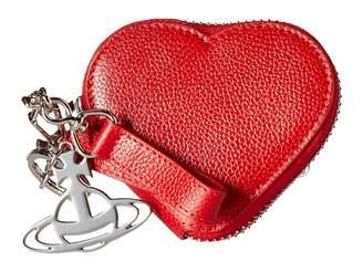 Vivienne Westwood Johanna Heart Coin Case