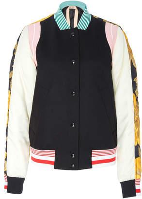 N°21 N 21 Adriana Color Block Jacket
