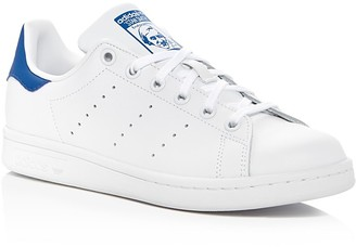 Adidas Stan Smith Foundation Lace Up Sneakers $65 thestylecure.com
