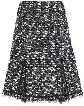 Giambattista Valli Cotton-blend skirt