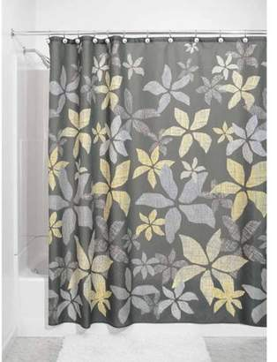 InterDesign Tessa Fabric Shower Curtain