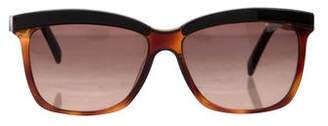 Fendi Square Tinted Sunglasses