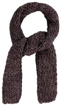 Brunello Cucinelli Knit Belted Scarf