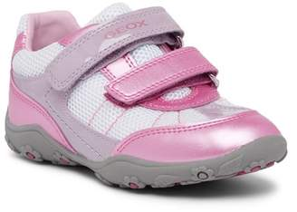 Geox Better Double Strap Sneaker (Toddler & Little Kid)