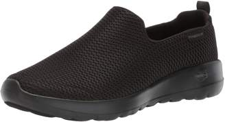 Skechers Women's GO Walk Joy Walking Shoes, Black/White