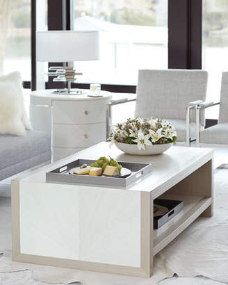 Bernhardt Axiom Rectangular Coffee Table