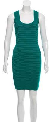 Ronny Kobo Sleeveless Knit Dress