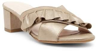 Patricia Green Kathryn Ruffled Sandal