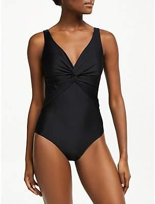27505c2c76580 John Lewis   Partners Control Twist Front Swimsuit