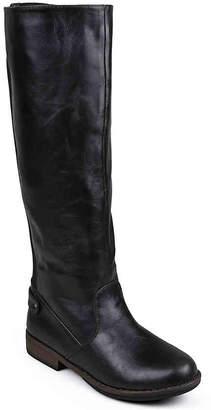 Journee Collection Lynn Wide Calf Riding Boot - Women's