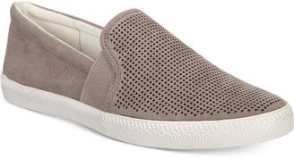 Style&Co. Style & Co Louiza Perforated Slip-On Sneakers, Created for Macy's Women's Shoes