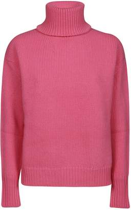 Golden Goose Turtle Neck Ribbed Sweater