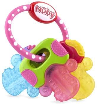 Pink Baby Nuby Idvp55 Starter Set