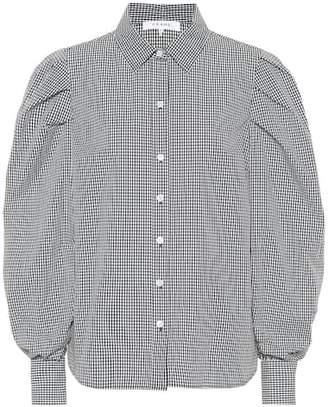 Frame Extreme Gingham cotton shirt