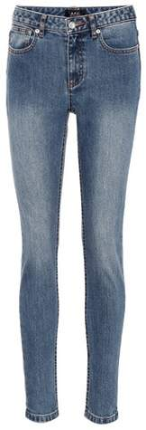 High-Rise Jeans High Standard