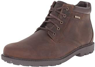 Rockport Men's Storm Surge Water Proof Plain Toe Boot 8 M (D)-