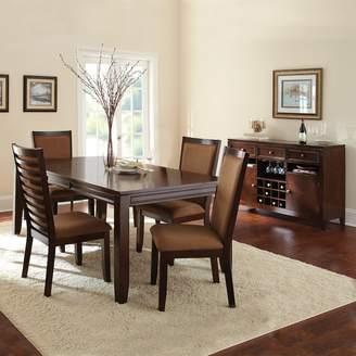 Branton Home Cornell 6-piece Dining & Buffet Set