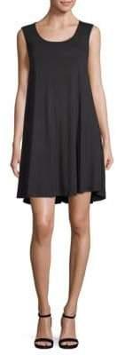 Joan Vass Hi-Lo Tank Dress