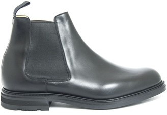 Church's Churchs Welwyn Black Calf Leather Chelsea Boot