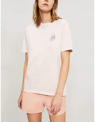Stussy Logo-print cotton-jersey T-shirt