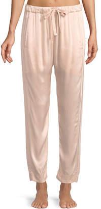 Xirena Draper Satin Lounge Pants