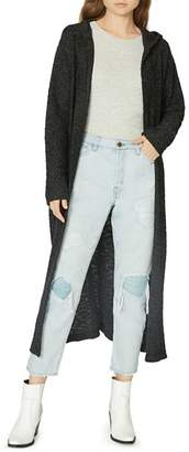 Sanctuary Maxwell Hooded Duster Cardigan