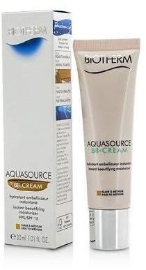 Biotherm NEW Aquasource BB Cream - Fair to Medium L42363 30ml Womens Skin Care
