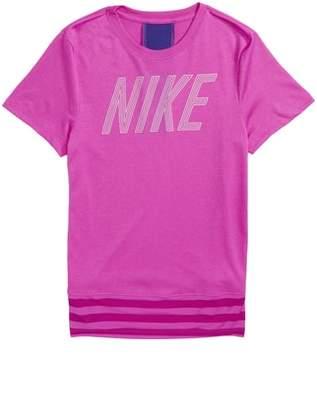 Nike Dry Logo Graphic Tee