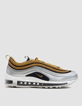 Nike 97 SE Sneaker in Metallic Gold